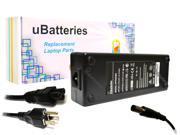 UBatteries AC Adapter Charger Compaq Presario CQ60-108TU  - 18.5V, 120W