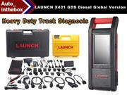LAUNCH X431 GDS Diesel Diagnostic configuration Heavy Duty Truck Diagnosis tool Online update Multi-functional WIFI