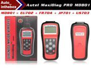 AUTEL MaxiDiag PRO MD801 multi-functional scan tool 4 in 1 Code Scanner (MD801=EU702 + FR704 + JP701 + US703)