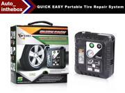 QUICK EASY Pferd portable tire repair system Safety flat tire repair tool