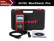 Autel MaxiCheck Pro Special Application Diagnostics  EPB/ABS/SRS/Climate Control/SAS/TPMS Function