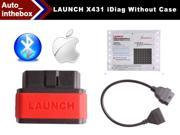 Original Launch X431 Auto Diag Scanner for IPAD and iPhone Without iPAD/iPhone Case