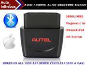 AUTEL AutoLink AL100 Auto Code Reader OBDII/EOBD Scanner work with iphone/ipad IOS system