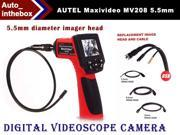 Autel Maxivideo MV208 Digital Videoscope Camera with 5.5mm Diameter Imager Head