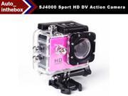 100% Brand New Original SJ4000 Sport HD DV Action Camera Diving 30M Waterproof Camera 1080P Full HD Helmet Camera Underwater Sport Cameras without logo