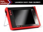 Original LAUNCH X431 PAD with 3G / WIFI Universal Auto Scanner X-431 PAD Car Scan Diagnostic Tablet Free Update via internet by Launch Office Website