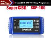 SuperOBD SKP-100 Hand-held OBD2 Key Programmer for USA and Europe Cars SKP100 Car Key Programming Tool developed for programming additional original keys