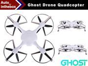 EHang Ghost Basic Drone Quadcopter Function FLY + EXPLORE + FILM Remote Flight control Smartphone operated Android Version - White Color