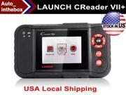 Launch Tech Creader LT00072 - VII 7 & Launch X-431 Auto Code Reader  Creader 7