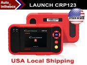 Launch CRP123 Creader Professional 123 Auto Code Reader
