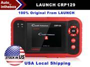 Auto Scanner Launch Creader Professional CRP129 equal to Creader VIII 4 Systems Engine,Transmission,ABS,Airbag