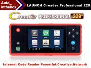 2015 New Release LAUNCH CRP229 Creader Professional 229 All in one professional internet code reader Android OS + diagnostic all car system + Engine Oil Reset/ABS Bleeding