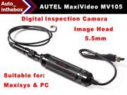 AUTEL MaxiVideo MV105 Image Head 5.5mm Digital Inspection Camera Designed to Work with MaxiSys Series Products or PC