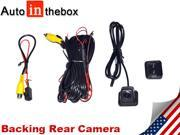 Night Vision CCD CMOS Car Rear View BackUp HD Car Rear View Camera - 170° Lens Angle, Waterproof, Connected with CASKA in-Car DVD Player or Rear View Mirror or GPS