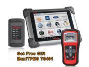 Autel MaxiSys MS908 WIFI/Bluetooth OBD Smart Automotive Diagnostic and Analysis System with LED Touch Display + Get MaxiTPMS TS401 free + Free Online Update