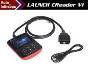Launch Tech LT00003 CReader VI OBDII / EOBD Code Reader CReader 6 with Color Screen