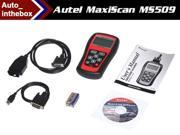 Autel MaxiScan MS509 OBDII / EOBD Auto Code Reader work for US, Asian & European cars