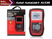 Autel AutoLink AL539 OBDII + Electrical Test Tool Free Online Update