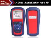 AUTEL AutoLink AL419 OBDII/CAN Scan Tool with Code Tips and Color Screen