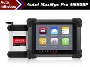 Autel MaxiSYS Pro MS908P Car Bluetooth Diagnostic / ECU Programming Tool J-2534 System with Wifi