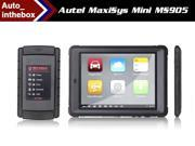 Autel MaxiSys Mini MS905 with Wifi / Bluetooth Automotive Diagnostic and Analysis System with LED Touch Display