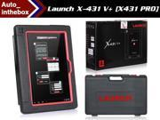 [Authorized Distributor] Launch X431 V+ Wifi/Bluetooth Global Version Full System Auto Scanner X-431 V plus Better than X431 Pro Free Online Update Software
