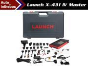 [LAUNCH DISTRIBUTOR] Global Version Launch X431 IV Master Version Free Update via internet 100% Original X-431 IV Auto Diagnostic tool