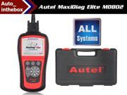 Autel MD802 Maxidiag Elite 4 IN 1 code scanner(MD701+MD702+MD703+MD704)  ALL System + DS Model + EPB + OLS