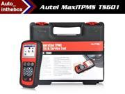 AUTEL MaxiTPMS TS601 the most powerful TPMS diagnostic & service tool full diagnositic TPMS sensors and reprogramming the vehicle's ECU
