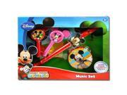 Mickey Clubhouse Boxed Music Set