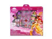 Disney Princess Nail Polish & Necklace Set