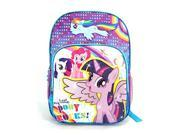 My Little Pony Purple 16-inch Backpack