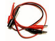 Premium Alligator Clip to Ic Hook Cable (25 pairs)