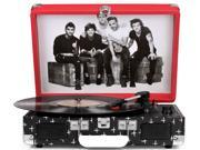 Crosley CR8005A-OD One Direction Cruiser Briefcase-Style Turntable