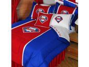MLB Philadelphia Phillies Baseball Full-Double Bedding Set