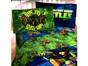 Teenage Mutant Ninja Turtles Shell Up 4pc Full Bed Sheet Set