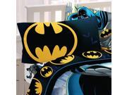 Batman Twin Bed Sheet Set Rooftop Superhero Bedding