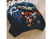 Marvel Avengers Twin Comforter Earth Mighty Heroes Bedding