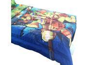 Teenage Mutant Ninja Turtles Twin-Full Comforter Shell Up