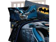 Batman Twin Sheet Set DC Comics Guardian Speed Bedding