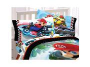 Super Mario Full Sheet Set Nintendo Road Rumble Bedding