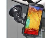 Amzer Suction Cup Mount holder for Windshield, Dash or Console For Samsung GALAXY Note 3 SM-N900A/ N900/ N9000/ N9005