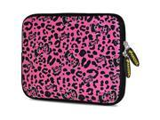 Amzer 7.75-Inch Designer Neoprene Sleeve Case Pouch for Tablet, eBook, Netbook - Pink Panther Bow