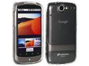 Amzer Snap-On Crystal Hard Case for Google Nexus One PB99100/HTC Nexus One - Clear