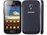 Samsung Galaxy Ace 2 i8160 Black Dual-Core 800MHz 4GB Unlocked Cell Phone