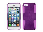 Purple / Electric Pink Astronoot Protector Case Cover for Apple iPhone 5