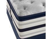 Queen Simmons Beautyrest Recharge World Class Phillipsburg Luxury Firm Pillowtop Mattress