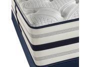 Queen Simmons Beautyrest Recharge World Class Phillipsburg Plush Mattress
