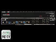 1 X 8 VGA & Audio Distribution Amplifier over CAT5