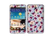 Ladybug In Garden Samsung Galaxy Note N7000 I717 I9220 Vinyl Skin Sticker